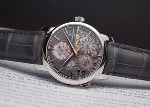 فاشرون كونستانتين تنتألق بإصدار ساعة فاخرة بتصميم راقي