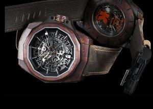 كوروم تحتفل بعصر البرونز بإصدار ساعة كرونومتري 1999 أدميرال 45