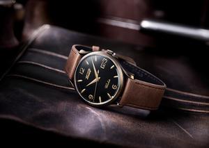 تيسو تتألق بإصدار ساعة جديدة أنيقة يحلم كل رجل بارتدائها