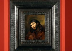 متحف اللوفر أبوظبي يعرض أول عمل فني نادر للرسام الهولندي رامبرانت