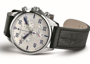 هاملتون تتألق بإصدار ساعة كاكي بايلوت كوارتز لعشاق المغامرات