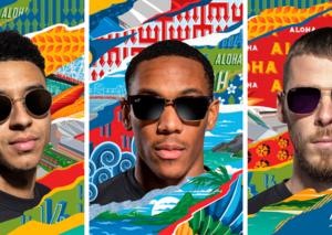 مانشستر يونايتد يوقع شراكة عالمية مع «ماوي جيم» للنظارات الشمسية الفاخرة