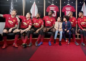 نادي مانشستر يونايتد و ماريوت الدولية يبرمان شراكة حصرية استثنائية