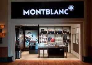 مون بلان تفتتح متجراً جديداً لها في فندق أتلانتس النخلة