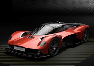 أستون مارتن تكشف النقاب عن أفضل السيارات الكهربائية الفائقة في العالم
