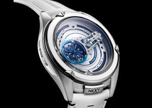 أوليس ناردين تجسد إبداعها بإصدار ساعة فريك نيكست الفائقة التطور