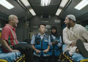 عرض الفيلم الإماراتي الكوميدي «راشد و رجب» في صالات السينما  خلال عيد الفطر