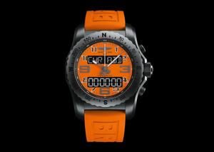 بريتلينغ تتألق بإصدار ساعة كوكبيت بي50 أوربايتر المحدودة