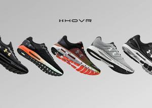 أندر آرمور تطرح تشكيلة مميزة من أحذية الجري بتقنية الاستشعار والاتصال الرقمي