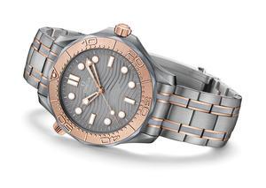 أوميغا تطرح إصدارها المحدود من ساعة سيماستر دايفر بتصميم مميز
