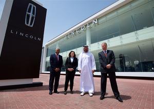 افتتاح أكبر منشأة لسيارات لينكون بالعالم في دبي