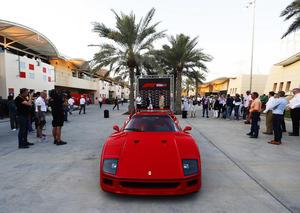 سباق جائزة الاتحاد للطيران الكبرى للفورمولا 1 يستضيف أول مزاد عالمي للسيارات في الشرق الأوسط
