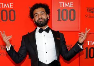 محمد صلاح يخطف الأضواء من نجوم هوليود في نيويورك