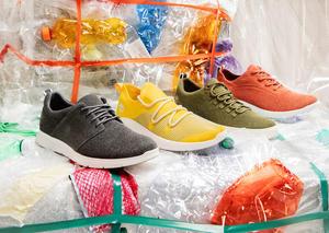 تمبرلاند تطرح أحذية ريبوتل كابسول الرجالية المصنوعة من النفايات البلاستيكية