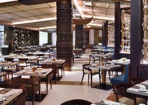 فطور رمضاني في مطعم «كاليا» بفندق لابيتا دبي باركس آند ريزورتس