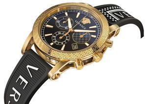 فيرزاتشي تتألق بإصدار ساعة سبورت تيك 40 مم الرياضية الفاخرة