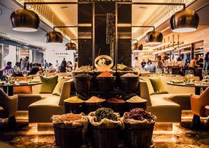 تجربة إفطار رمضانية في مطعم أوليا بفندق كمبينسكي مول الإمارات