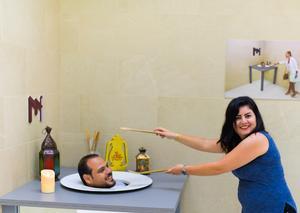 متحف الغموض في دبي يحتفل بشهر رمضان المبارك على طريقته الخاصة