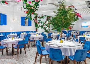 تجربة إفطار رمضانية في مطعم أوبا اليوناني بفندق فيرمونت دبي