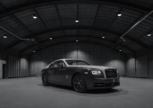 رولز رويس تطرح مجموعة سيارات رايث إيجل VIII الفارهة بإصدار محدود