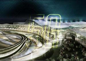 «اتصالات» توفر شبكة الجيل الخامس في مبنى مطار أبوظبي الدولي الجديد