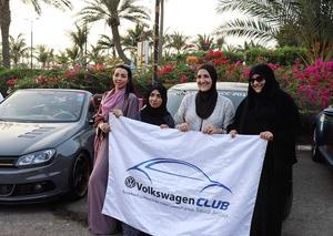 تأسيس أول نادي نسائي للسيارات في السعودية