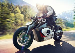 بي إم دبليو تكشف النقاب عن دراجة كهربائية مبتكرة