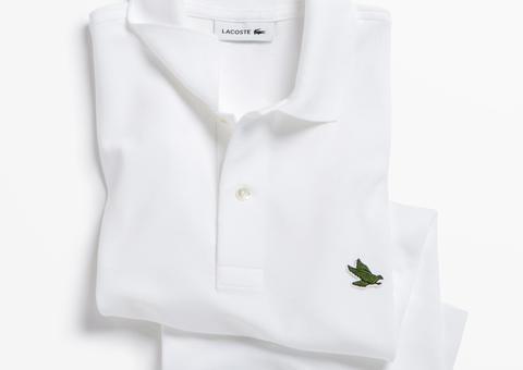 لاكوست تقرر الاستغناء عن صورة التمساح الشهيرة الموجودة على منتجاتها
