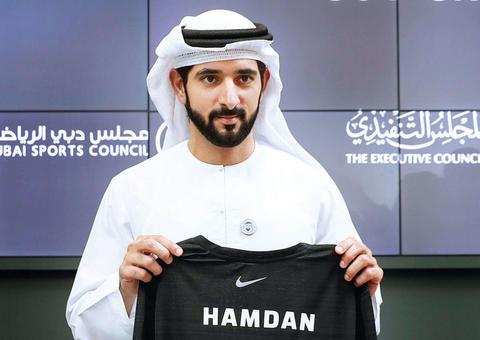 حمدان بن محمد يطلق مبادرة «الألعاب الحكومية» الأولى عالمياً