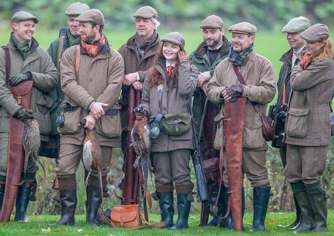 وصول علامة أزياء بريطانية فاخرة متخصصة بالملابس الريفية إلى الخليج