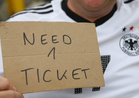 مشجعون يتعرضون للاحتيال بتذاكر غير صالحة لمباريات كأس العالم