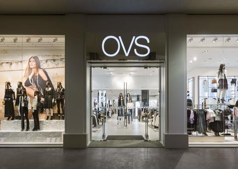علامة OVS الإيطالية للأزياء تعتزم افتتاح عدة فروع لها في الإمارات