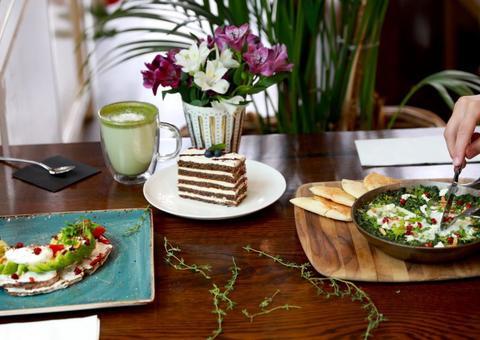 افتتاح مقهى سيكرت جاردن من ليتو في دبي سيتي ووك