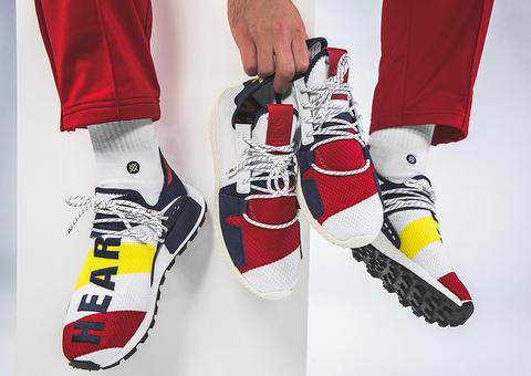 بالصور: أديداس أورجينالز تكشف عن حذائي أديداس إكس بيليونير بويز كلوب الرياضيين
