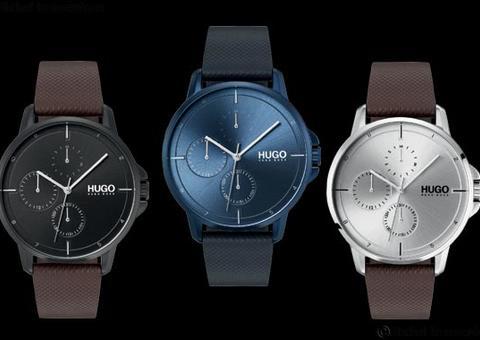 هوجو بوس تتألق بإصدار تشكيلة ساعات فوكس الأنيقة