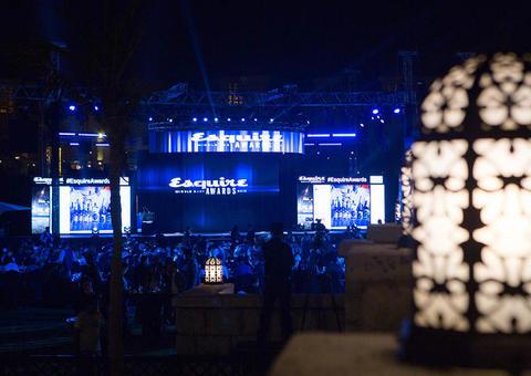 بالصور: شاهد أبرز مقتطفات حفلة جوائز إسكواير الشرق الأوسط لعام 2018