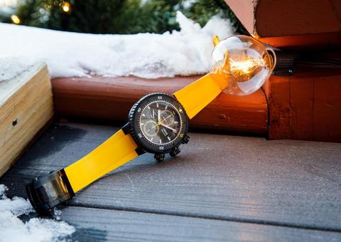 أوريس تطلق ساعة بإصدار محدود للمرة الأولى بالشرق الأوسط