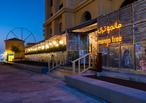 افتتاح مطعم مانجو تري تاي بيسترو في فندق هيلتون دبي ذا ووك