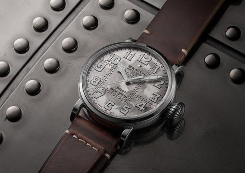 زينيث تتألق بإصدار ساعة بايلوت التراثية بإصدار محدود