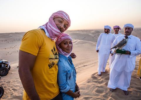 ويل سميث يختار دبي مكاناً لقهر مخاوفه و تحقيق أمنياته