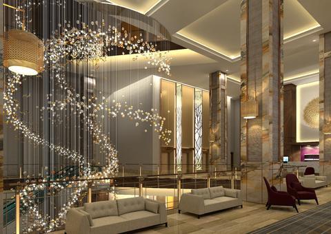 افتتاح فندق جراند بلازا موڤنبيك الفاخر في مدينة دبي للإعلام