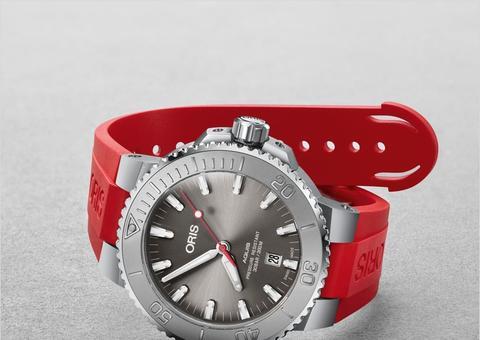 أوريس تخطف الأنظار بإصدار ساعة ذات جودة عالية خاصة بالغواصين