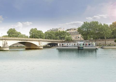 افتتاح أول متحف عائم بالعالم في باريس و الدخول مجاني