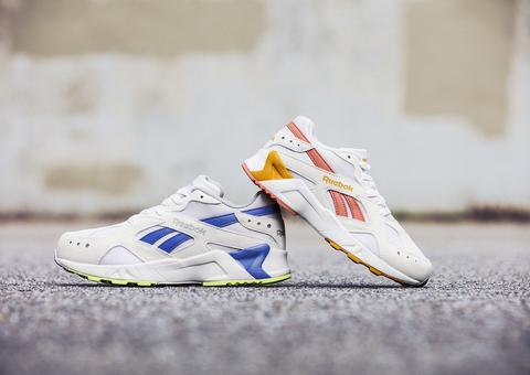 ريبوك تطلق حذاء Aztrek الرياضي الأيقوني باحتفالية خاصة في دبي
