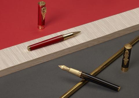 دبي تشهد إطلاق مجموعة أقلام فخمة مستوحاة من مسلسل صراع العروش