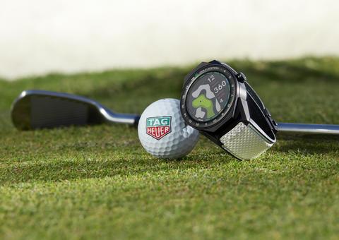 تاغ هوير تطلق ساعة خاصة لعشاق رياضة الغولف بإصدار محدود