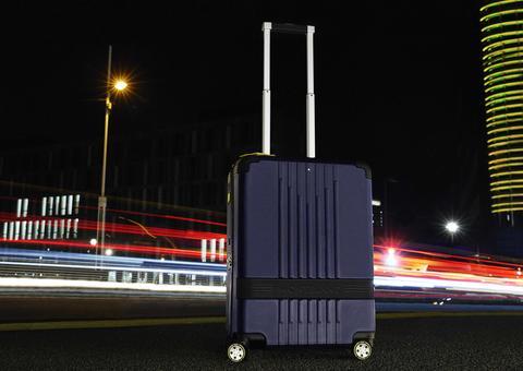 مون بلان تطلق تشكيلة حقائب سفر عصرية مزودة بعجلات بيريللي