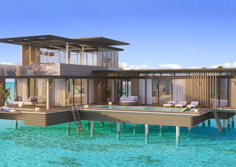 افتتاح منتجع والدورف أستوريا مالديفز إيثافوشي الفاخر في جزر المالديف