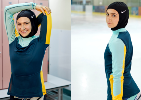 بالفيديو: نايكي تختار البطلة الإماراتية زهرة لاري لمواصلة حملة «احلم بجنون»