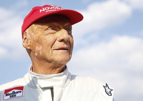 وفاة أسطورة سباقات الفورمولا 1 النمساوي نيكي لاودا